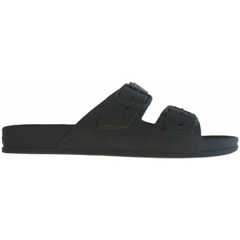 Schoenen Dames Leren slippers Cacatoès Selado Zwart