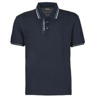 Textiel Heren Polo's korte mouwen Emporio Armani 6H1F79 Marine