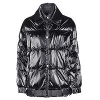 Textiel Dames Dons gevoerde jassen Emporio Armani 6H2B97 Zwart