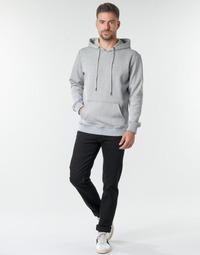 Textiel Heren Straight jeans Lee DAREN Zwart