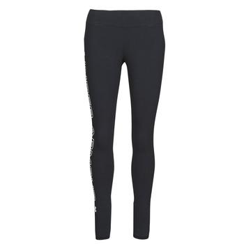 Textiel Dames Leggings Under Armour UA FAVORITE WM LEGGINGS Zwart