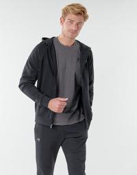 Textiel Heren Sweaters / Sweatshirts Under Armour UA RIVAL FLEECE FZ Zwart