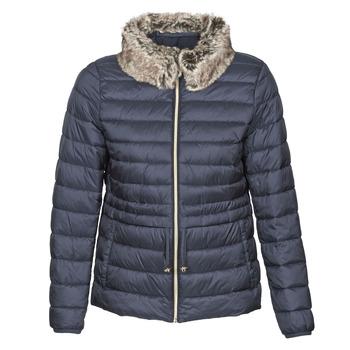 Textiel Dames Dons gevoerde jassen Esprit LL* THINSU Blauw