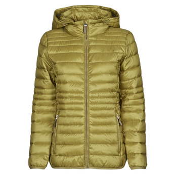 Textiel Dames Dons gevoerde jassen Esprit RCS+LL* 3MJKT Kaki