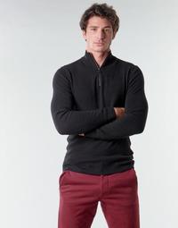 Textiel Heren Truien Esprit COWS STR HZ Zwart