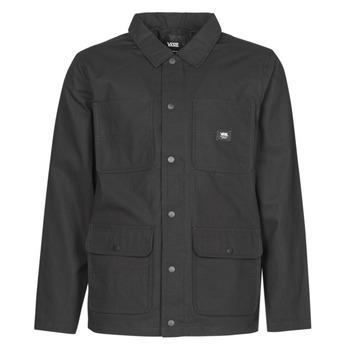 Textiel Heren Wind jackets Vans DRILL CHORE COAT LINED Zwart