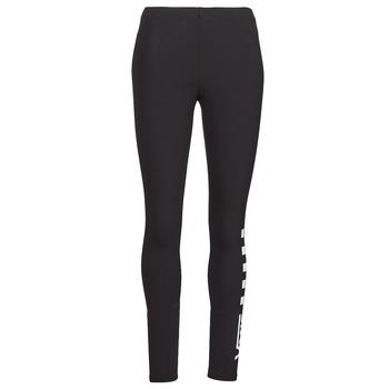 Textiel Dames Leggings Vans CHALKBOARD CLASSIC LEGGING Zwart