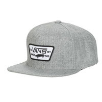 Accessoires Heren Pet Vans FULL PATCH SNAPBACK Grijs