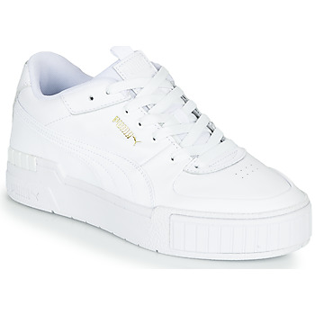 Schoenen Dames Lage sneakers Puma CALI SPORT Wit