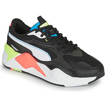 Schoenen Lage sneakers Puma RS-X3 Zwart / Wit / Corail