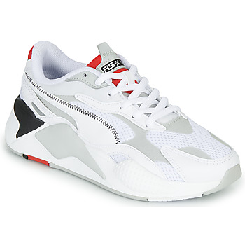 Schoenen Lage sneakers Puma RS-X3 Wit / Rood