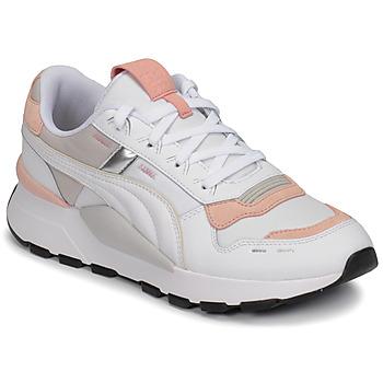 Schoenen Dames Lage sneakers Puma RS-2.0 FUTURA Wit / Roze