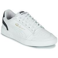 Schoenen Lage sneakers Puma RALPH SAMPSON LO Wit / Blauw