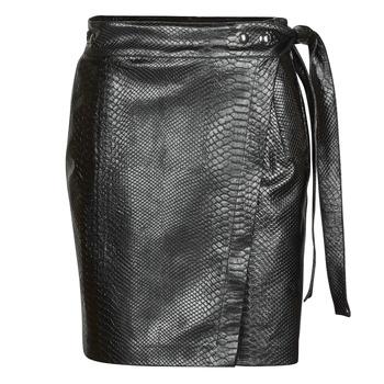 Textiel Dames Rokken Replay W9829 Zwart