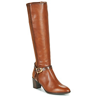 Schoenen Dames Hoge laarzen Hispanitas PIRINEO Brown