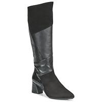 Schoenen Dames Hoge laarzen Hispanitas FUJI-5 Zwart