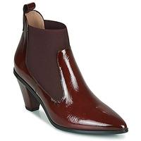 Schoenen Dames Enkellaarzen Hispanitas OLIMPO Bordeaux