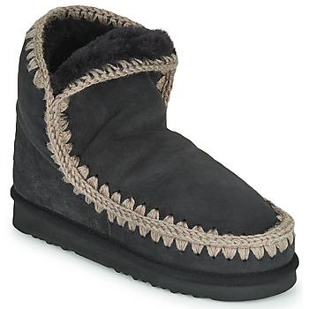 Schoenen Dames Laarzen Mou ESKIMO 18 Zwart