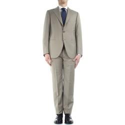 Textiel Heren Anzüge Cesare Attolini S20MA17 V21 Beige