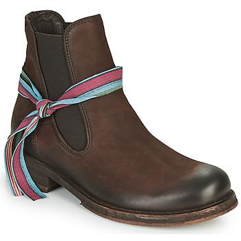 Schoenen Dames Laarzen Felmini COOPER Brown