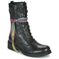 Schoenen Dames Laarzen Felmini COOPER Zwart