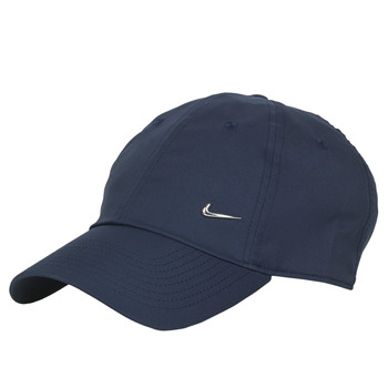 Accessoires Pet Nike U NSW H86 METAL SWOOSH CAP Blauw
