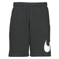 Textiel Heren Korte broeken / Bermuda's Nike M NSW CLUB SHORT BB GX Zwart