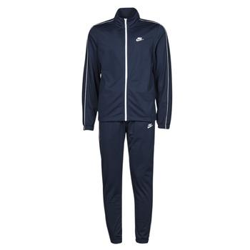 Textiel Heren Trainingspakken Nike M NSW SCE TRK SUIT PK BASIC Blauw