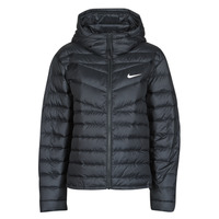 Textiel Dames Dons gevoerde jassen Nike W NSW WR LT WT DWN JKT Zwart