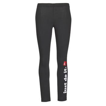 Textiel Dames Leggings Nike W NSW LGGNG CLUB Zwart