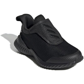 Schoenen Kinderen Running / trail adidas Originals Fortarun AC K Noir
