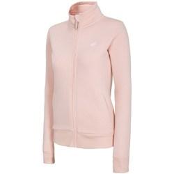 Textiel Dames Sweaters / Sweatshirts 4F BLD003 Rose