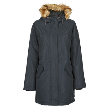 Textiel Dames Parka jassen Billabong COLDER WEATHER Zwart