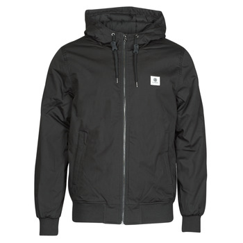 Textiel Heren Wind jackets Element DULCEY Zwart