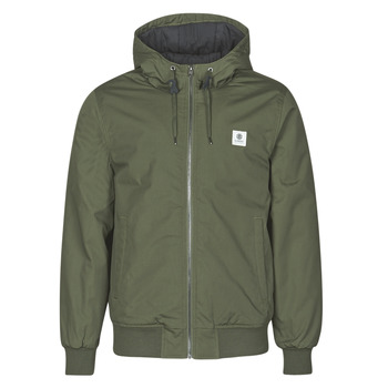 Textiel Heren Wind jackets Element DULCEY Groen