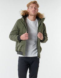 Textiel Heren Wind jackets Element DULCEY EXPLORER Groen