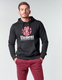 Textiel Heren Sweaters / Sweatshirts Element VERTICAL HOOD Zwart