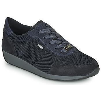 Schoenen Dames Lage sneakers Ara LISSABON-FUSI4-GOR Zwart