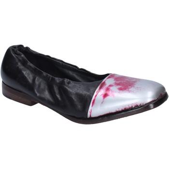 Schoenen Dames Ballerina's Moma BM518 Noir