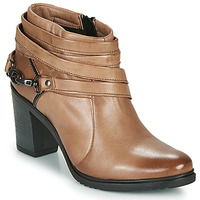 Schoenen Dames Low boots Dream in Green NEGUS Brown
