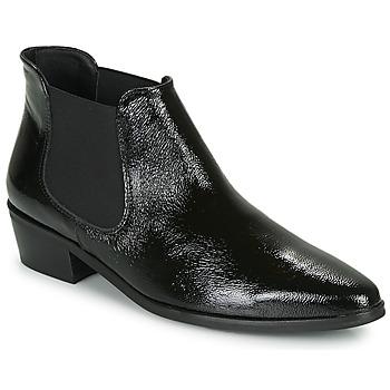 Schoenen Dames Laarzen Fericelli NANARUM Zwart