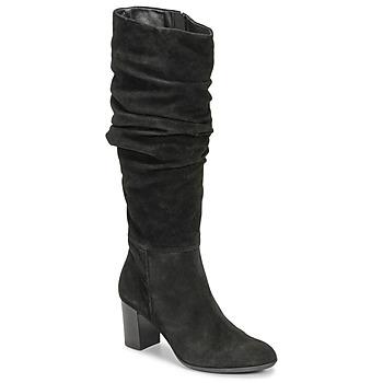 Schoenen Dames Hoge laarzen Fericelli NEIGNET Zwart