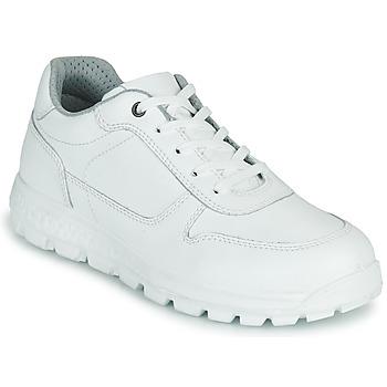 Schoenen Dames Lage sneakers Casual Attitude NABEILLE Wit
