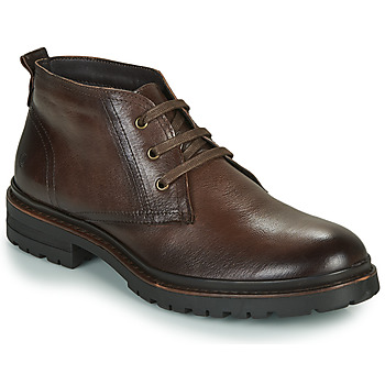 Schoenen Heren Laarzen Casual Attitude NENDAME Brown