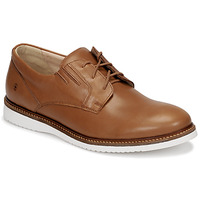 Schoenen Heren Derby Casual Attitude NOCCINEL Brown