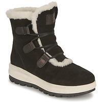 Schoenen Dames Snowboots Casual Attitude NAREIGNE Zwart