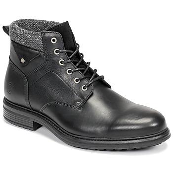 Schoenen Heren Laarzen Casual Attitude NAPILLON Zwart