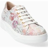 Schoenen Dames Lage sneakers Mephisto FANYA Roze