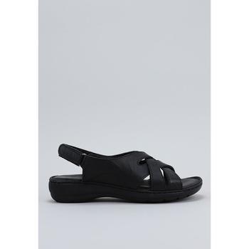 Schoenen Dames Sandalen / Open schoenen Amanda DALIA Zwart