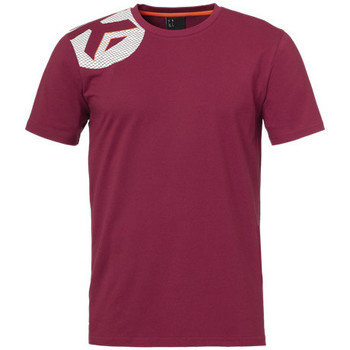 Textiel Jongens T-shirts korte mouwen Kempa T-shirt  Core 2.0 rouge